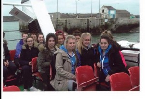 TY Trip to Cape Clear Gaeltacht